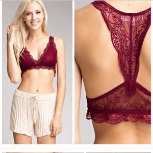 Tops - Wine and Dine Bralette